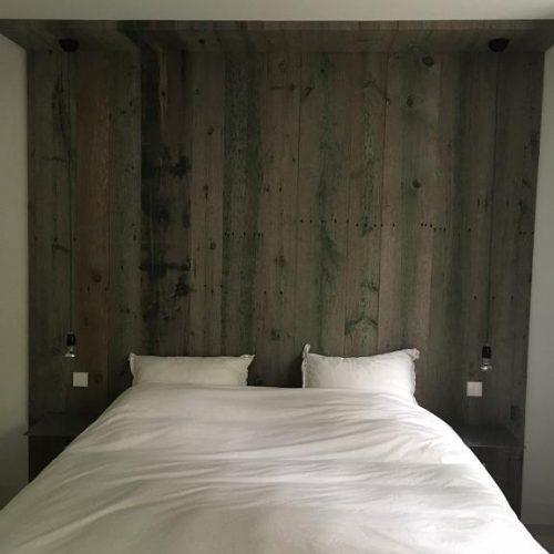 slaapkamer wandbekleding barnwood painted (12)-robuust-maatwerk